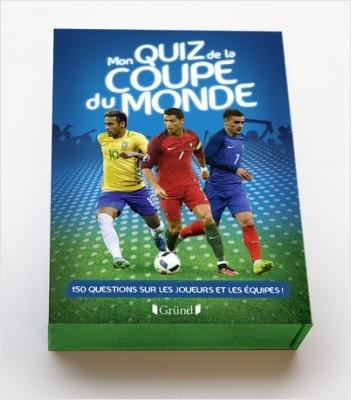 Mon quiz de la Coupe du Monde