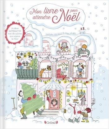 Mon livre pour attendre Noël