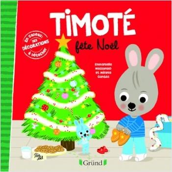 Timoté fête Noël