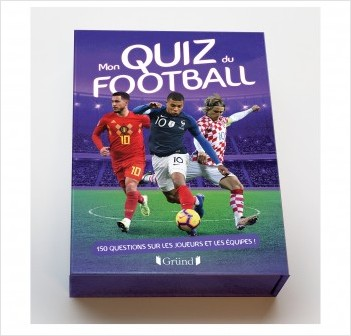 Mon quiz du football