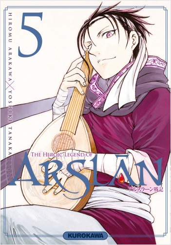 The Heroic Legend of Arslân - tome 05
