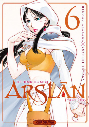 The Heroic Legend of Arslân - tome 06
