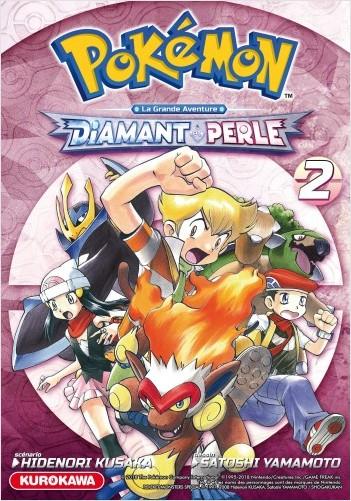 Pokémon - Diamant et Perle / Platine - tome 02