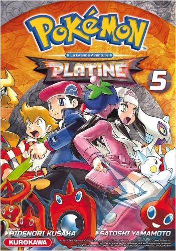 Pokémon - Diamant et Perle / Platine - tome 05