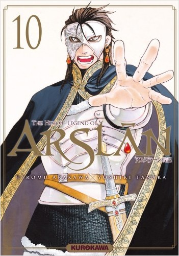 The Heroic Legend of Arslân - tome 10