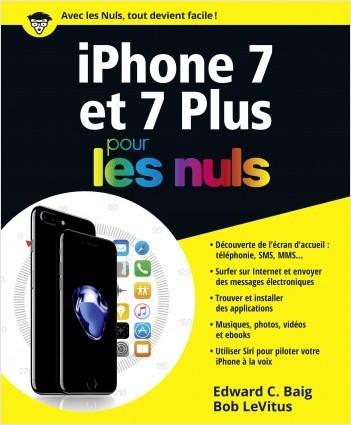 iPhone 7 et 7 Plus pour les Nuls