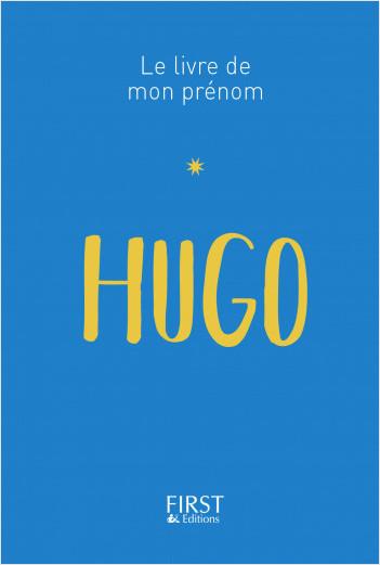 31 Le Livre de mon prénom - Hugo