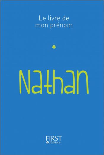 Le Livre de mon prénom - Nathan