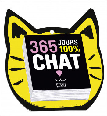 365 jours 100 % chats