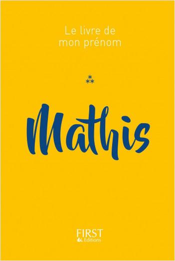 Le livre de mon prénom - Mathis
