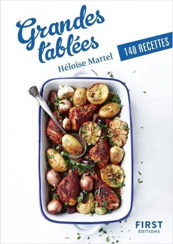 Petit Livre de - Grandes tablées - 140 recettes