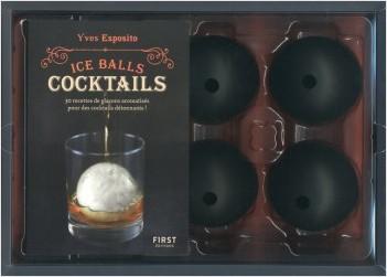 Coffret Ice Balls cocktails