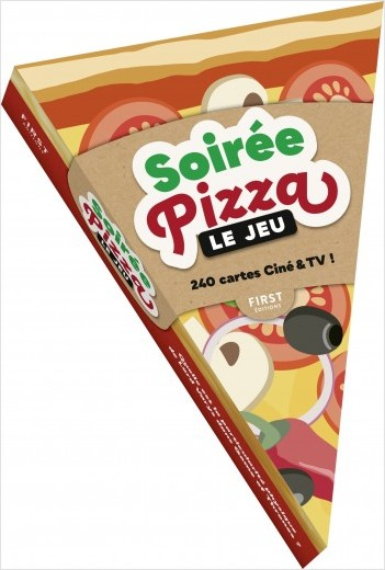 Soirée Pizza - 240 question cine-TV & sport!