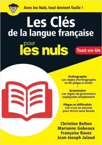 Les Clés de la langue française pour les Nuls, Grand format