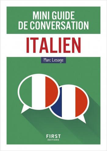 Petit livre de - Mini guide de conversation italien