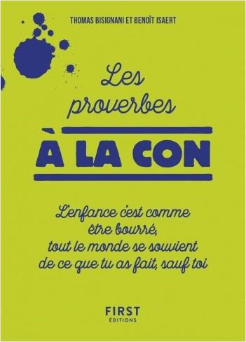 Les Proverbes à la con - relié