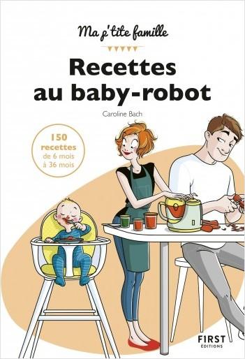 Mes recettes au baby-robot