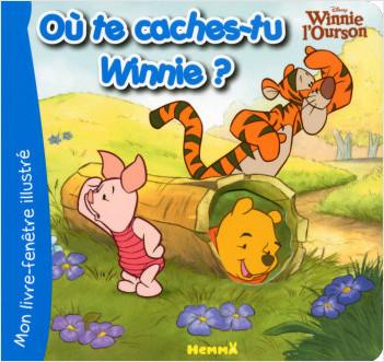 Winnie l'Ourson- Où te caches-tu Winnie?