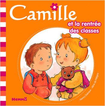 Camille et la rentrée des classes