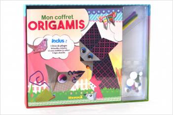 Mon coffret origamis