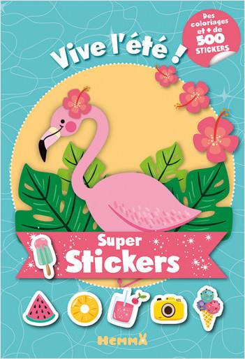 Super stickers ! Vive l'été