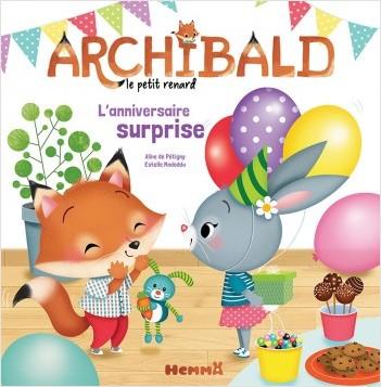Archibald - L'anniversaire surprise