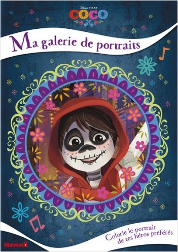 Disney Coco - Ma galerie de portraits
