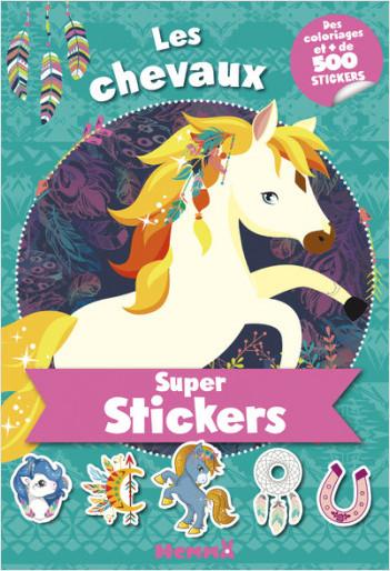 Super stickers ! Les chevaux