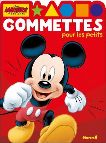Disney Mickey - Gommettes pour les petits