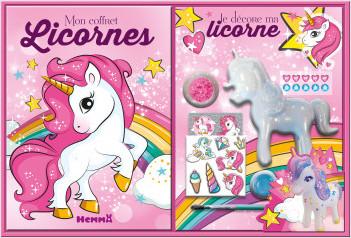 Mon coffret licornes