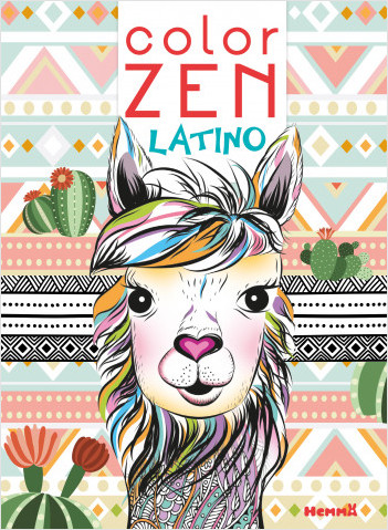 Color Zen - Latino