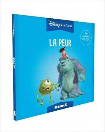 Disney émotions - Monstres et Cie – La peur