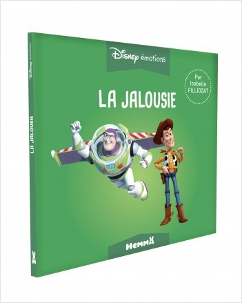 Disney émotions - Toy Story - La jalousie