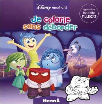 Disney Vice Versa - Je colorie sans déborder