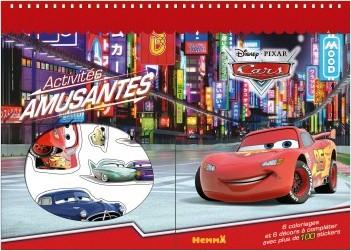 Cars - Activités amusantes
