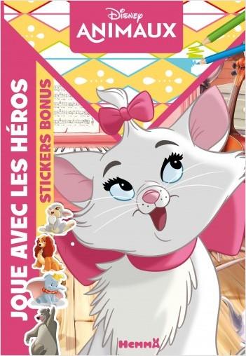 Disney Animaux - Joue avec les héros