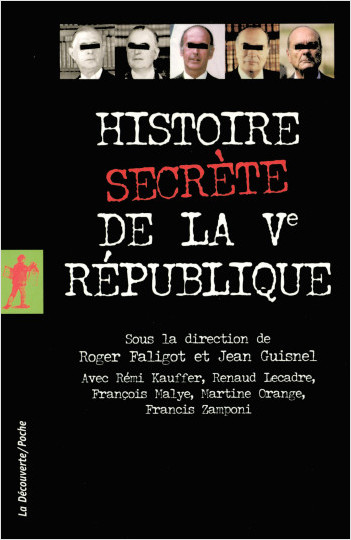 Histoire secrète de la Ve République