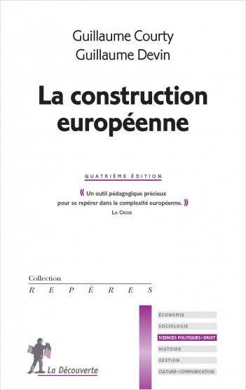 La construction européenne