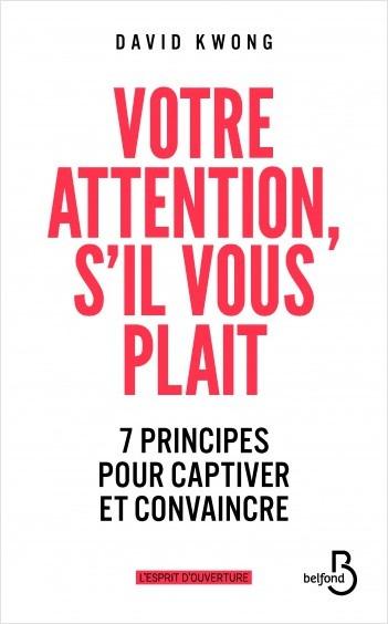 Votre attention, s'il vous plaît !
