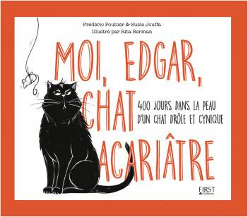 Moi, Edgar, chat acariâtre