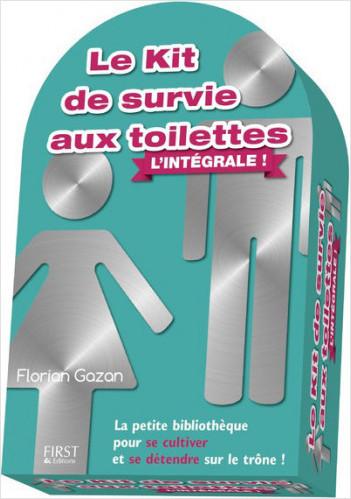 Le Kit de survie aux toilettes - l'intégrale !