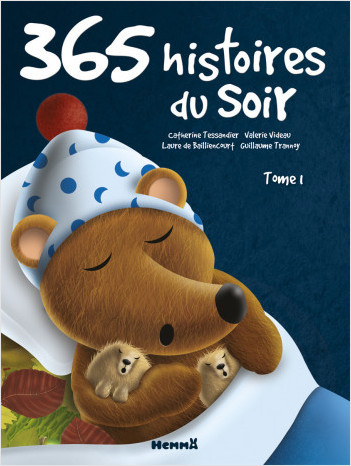 365 histoires du soir - Tome 1