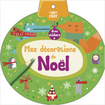Mes décorations de Noël (3+)