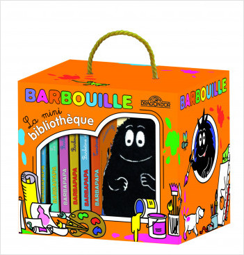 Barbapapa – La mini Bibliothèque de Barbouille