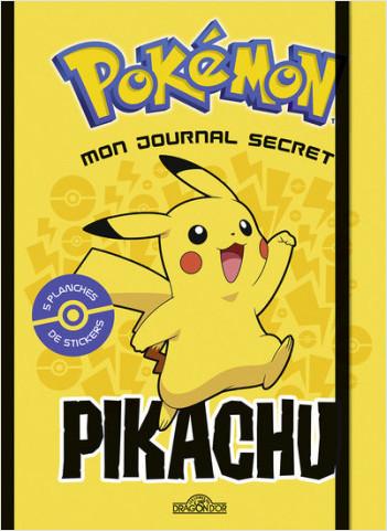 Mon journal secret Pikachu