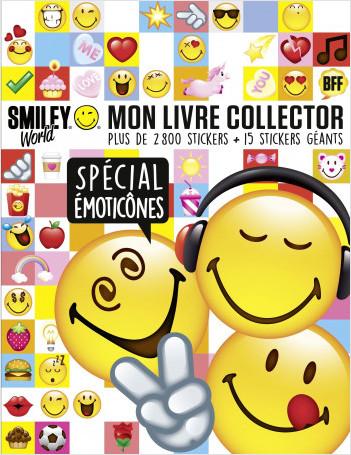 Mon livre collector - Spécial Emoticônes