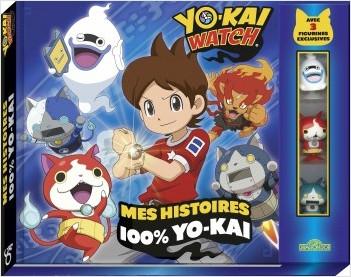 Yo-kai Watch - Mes histoires 100 % Yo-kai