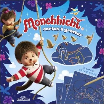 Monchhichi - Cartes à gratter