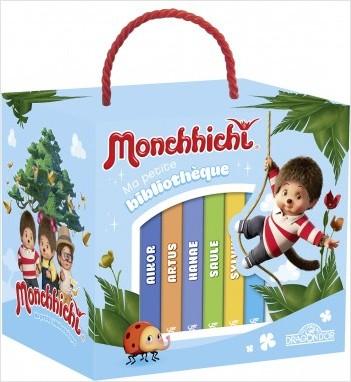 Monchhichi - Ma petite bibliothèque