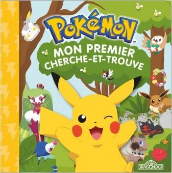 Pokémon - Mon premier cherche-et-trouve - Pikachu